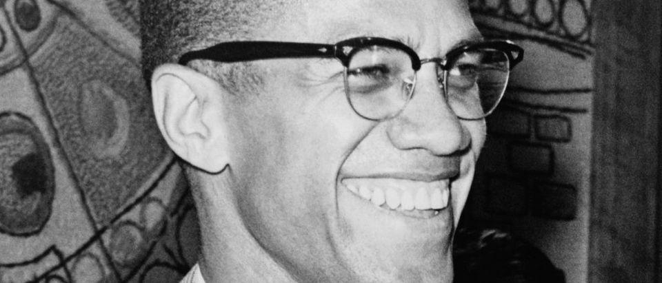 Malcolm X/WikiMedia Commons/