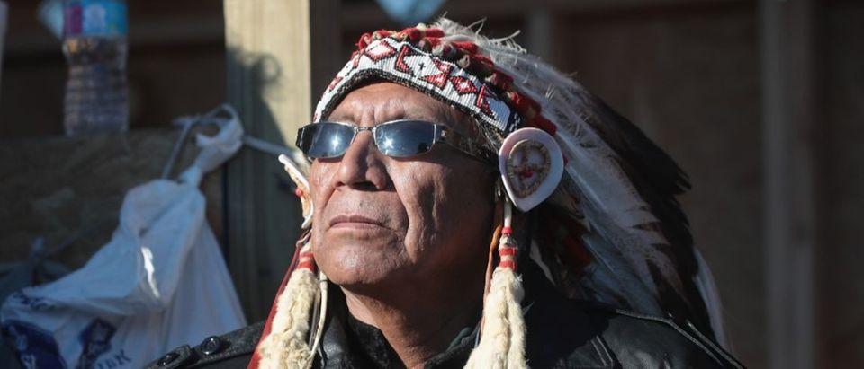 Native American Getty Images/Scott Olson
