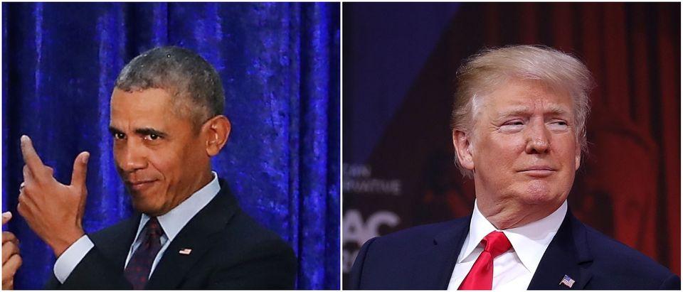 Obama Trump feat image
