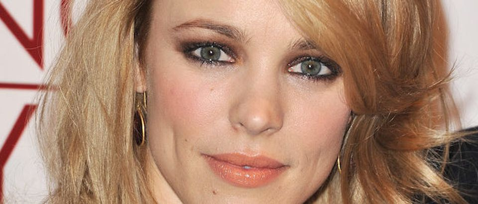 Rachel McAdams at Morning Glory Photocall at Hotel Meurice on January 14, 2011 in Paris, France. (Photo: Getty Images)