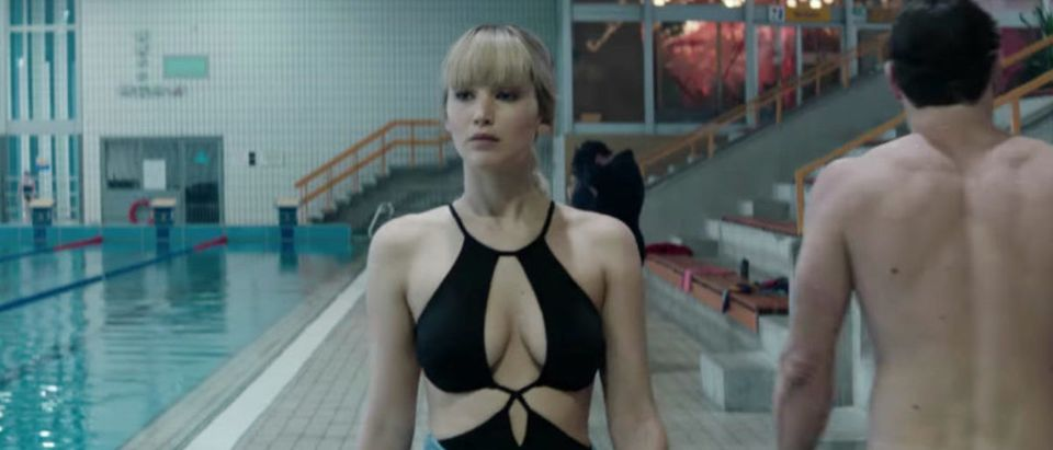 Red Sparrow (Credit: Screenshot/YouTube 20th Century Fox)