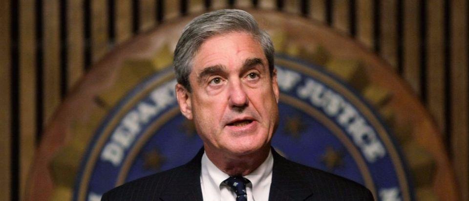 Robert Mueller Getty Images/Alex Wong