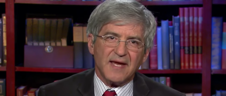 Michael Isikoff (Youtube screen grab)