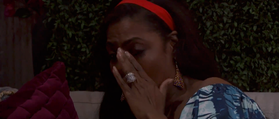 Omarosa Manigualt Newman in a promo for Celebrity Big Brother (YouTube Screenshot/CBS Big Brother)