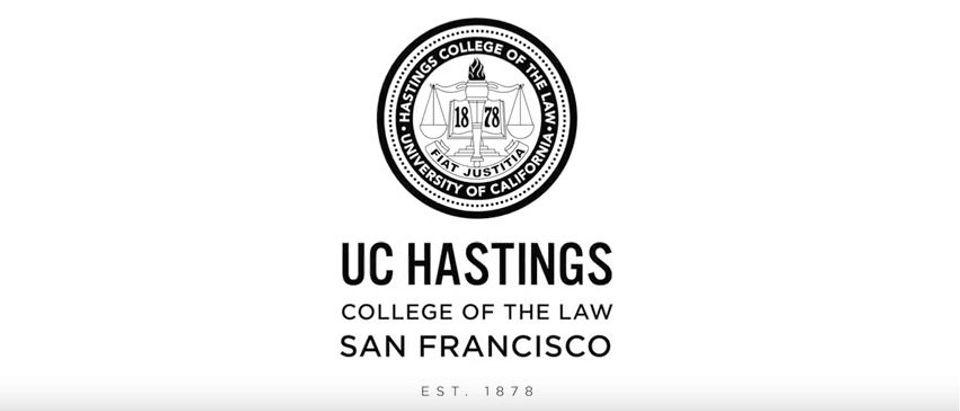 Screen Shot UC Hastings Logo