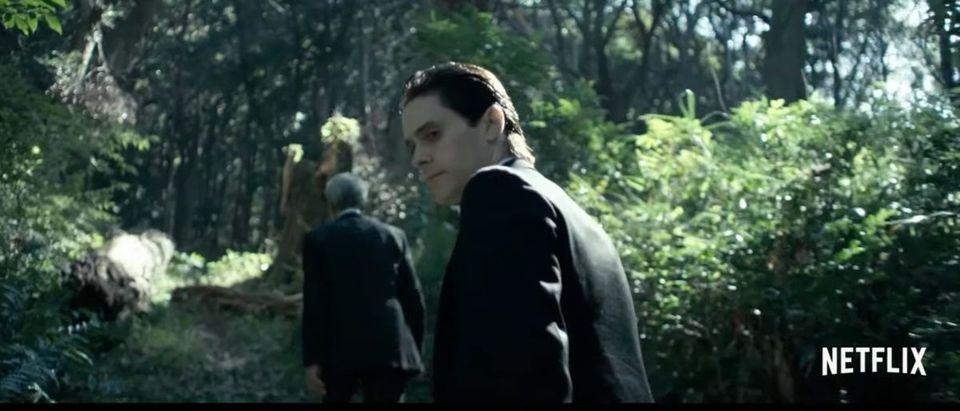 The Outsider (Credit: Screenshot/YouTube Netflix)