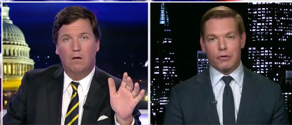 Tucker Carlson Tonight Fox News screenshot