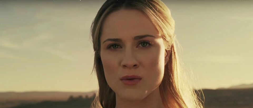 Westworld Dolores (Credit: Screenshot/YouTube HBO)