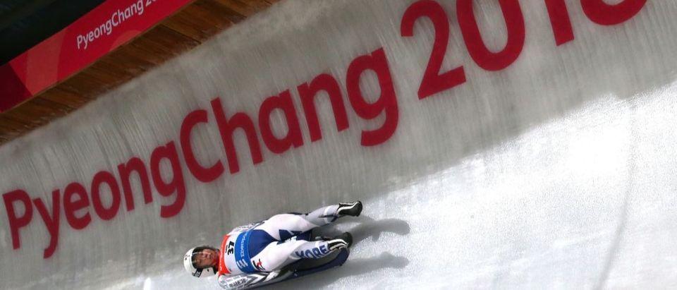 Winter Olympics 2018 Getty Images/Alexander Hassenstein
