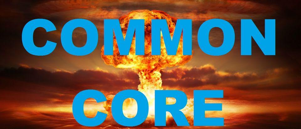 Common Core atomic bomb explosion Shutterstock/Romolo Tavani