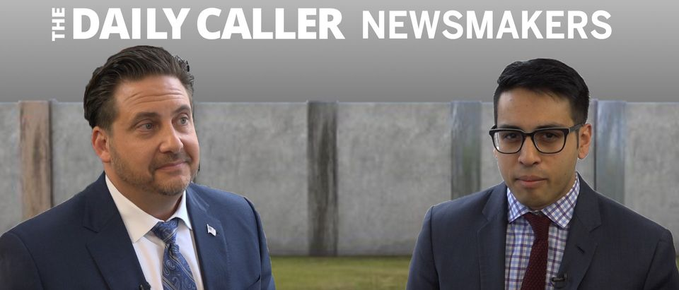 Tommy Fisher (The Daily Caller)