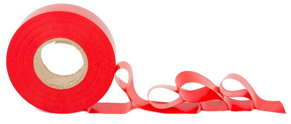 red tape Shutterstock SeDmi
