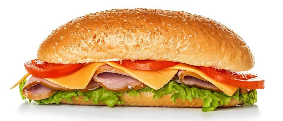 sandwich Shutterstock/Davydenko Yuliia