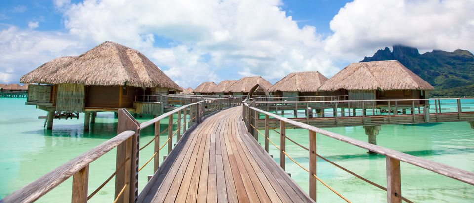 Four Seasons Resort Bora Bora is a unique experience you dont want to miss.