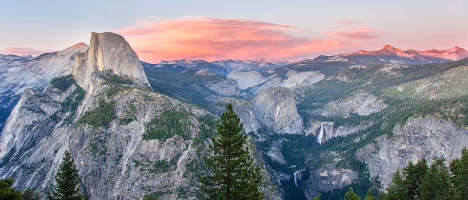 Yosemite National Park (Photo: Shutterstock)