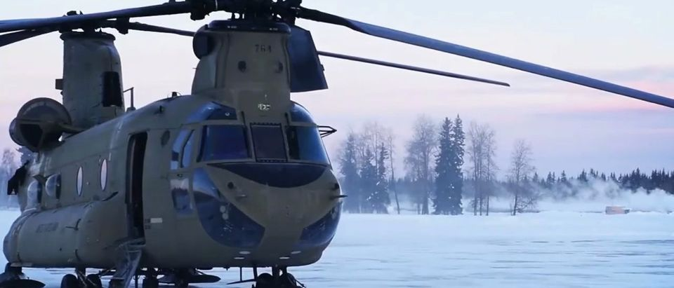 Arctic Edge 18 (Photo: Screenshot/Qronos14/YouTube)