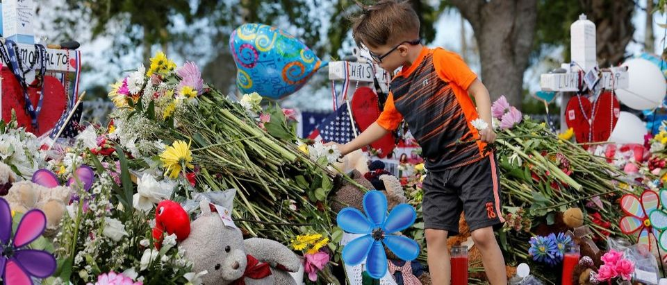Marjory Stoneman Douglas High School Reuters/Joe Skipper