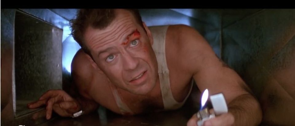 Bruce Willis Die Hard (Photo: YouTube Screenshot)