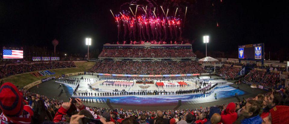 Coors Light NHL Stadium Series - Toronto Maple Leafs v Washington Capitals