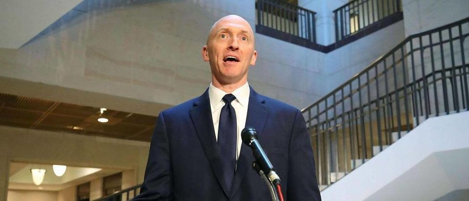 A federal judge in New York has tossed former Trump campaign adviser Carter Page's defamation lawsuit against the parent company of Yahoo! News. (Getty Images)
