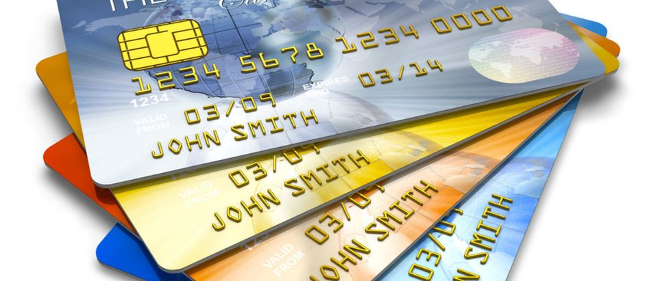 Credit Cards (Credit: Shutterstock)