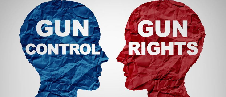 """Esquire published a Monday article claiming that Saturday's """"March For Our Lives"""" rally ended the debate over gun control.(Shutterstock/Lightspring)"""