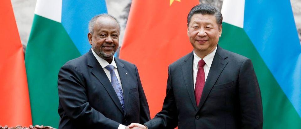 Djibouti China Getty Images/Jason Lee