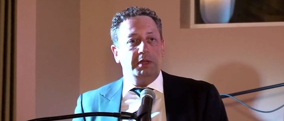 A businessman with links to President Donald Trump says he has worked for more than 20 years as a spy for the FBI, CIA and other U.S. government agencies. (YouTube screen capture/Felix Sater)