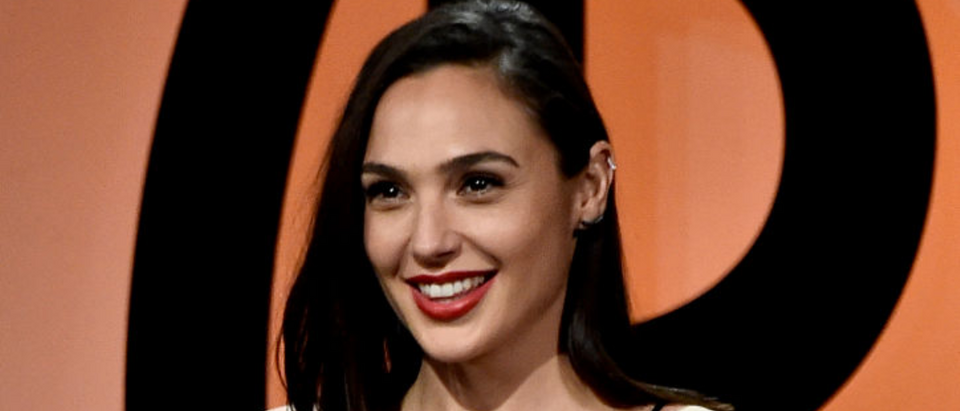 Gal Gadot on stage at the 29th Annual Producers Guild Awards at The Beverly Hilton Hotel on January 20, 2018 in Beverly Hills, California. (Photo by Frazer Harrison/Getty Images)