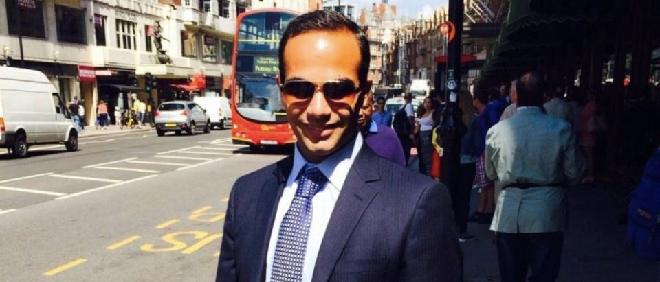 Pictured is former Trump campaign adviser George Papadopoulos. (LinkedIn)