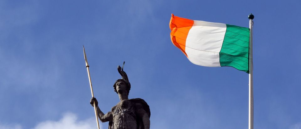 IRELAND-POLITICS-HISTORY