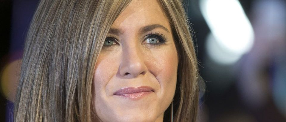 Jennifer Aniston is Irish, English, Scottish and Italian on her mother's side, and Greek on her father's side. (Photo: Justin Tallis/AFP/Getty Images)