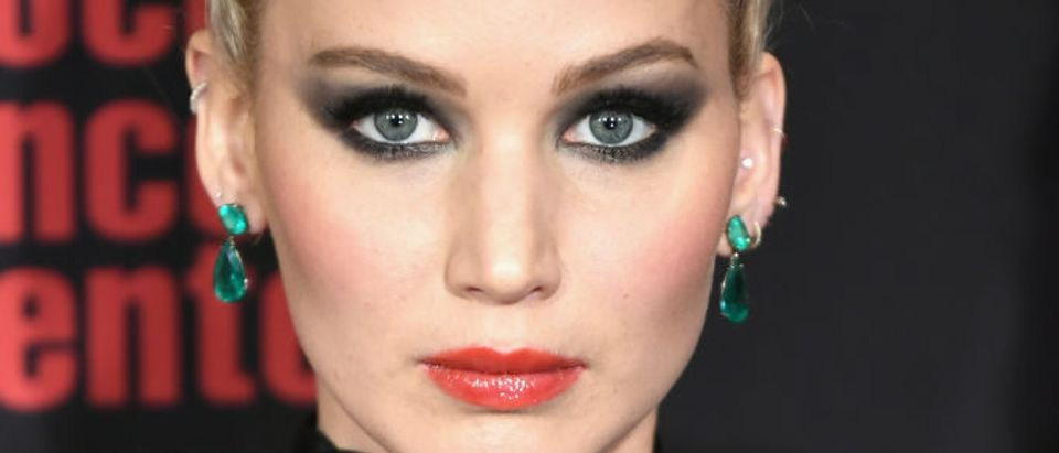 Jennifer Lawrence (Photo credit: Getty Images)