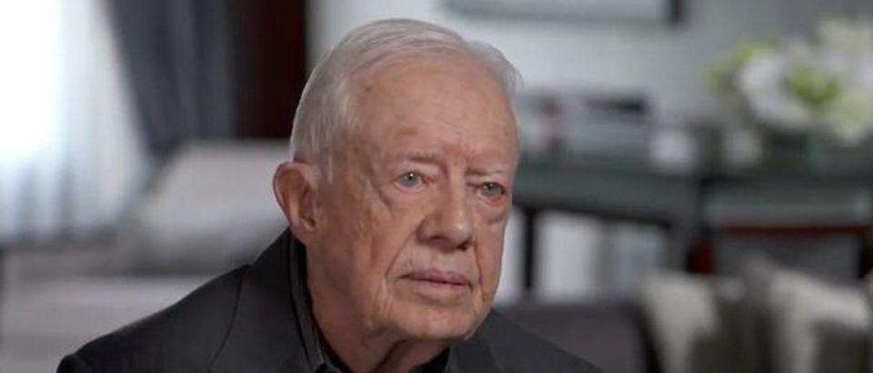 Jimmy Carter CBS screenshot