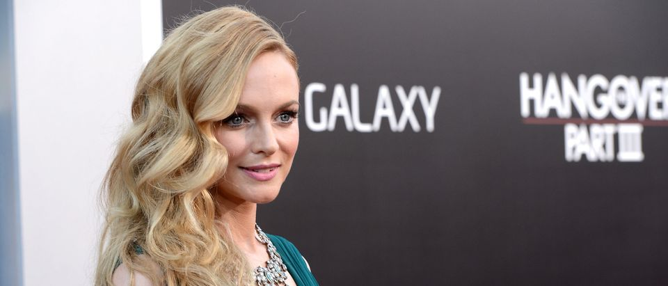 Heather Graham (Photo: Kevin Winter/Getty Images)