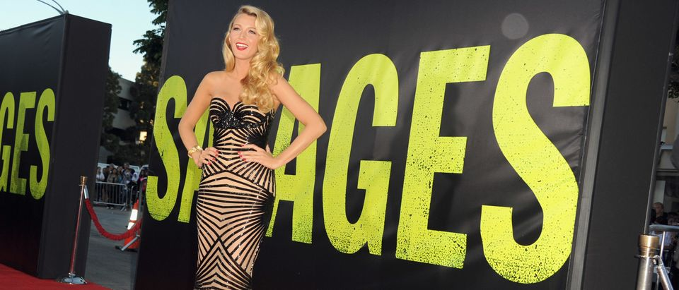 """Blake Lively, featured in hit series """"Gossip Girl"""" and films such as """"The Sisterhood of the Traveling Pants,"""" """"Green Lantern,"""" """"The Age of Adaline,"""" and """"The Shallows."""" (Photo: Kevin Winter/Getty Images)"""