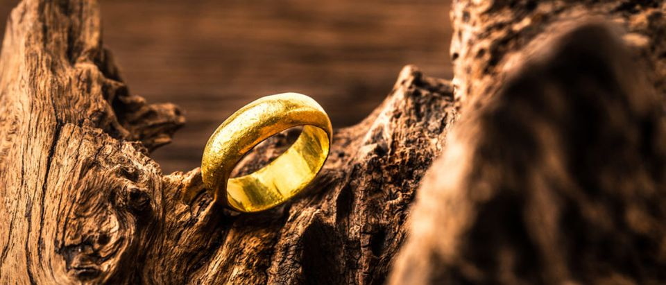 Lord of the Rings (Credit: Shutterstock)