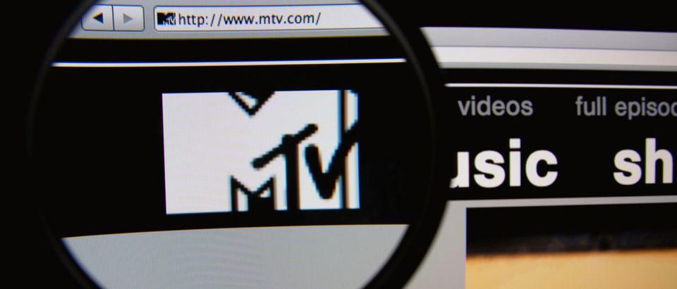 MTV Logo (Credit: Shutterstock)