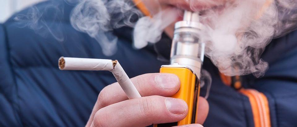 Harm reduction advocates are criticizing lawmakers in New York state for conflating combustible tobacco with vaping in their latest effort to restrict access.(farvatar/Shutterstock)