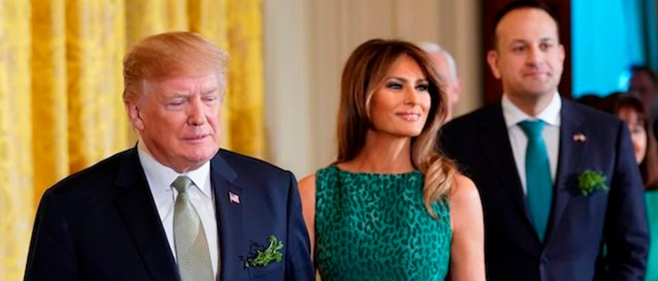 US-POLITICS-TRUMP-Ireland-diplomacy