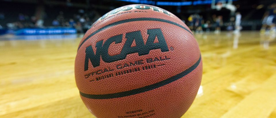 NCAA Basketball. (Shutterstock)
