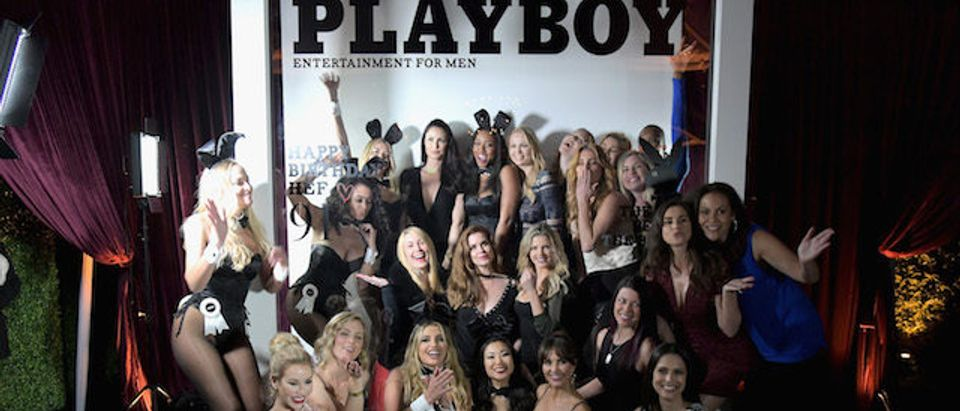 "Amazon Original Series ""American Playboy: The Hugh Hefner Story"" Premiere Event"