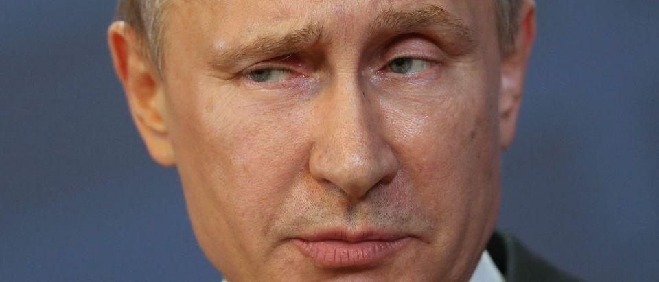 Putin Getty Images/Sean Gallup