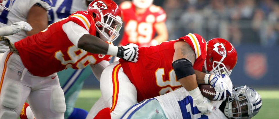 Kansas City Chiefs v Dallas Cowboys