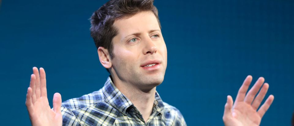 Sam Altman, President of Y Combinator, speaks at the Wall Street Journal Digital Conference in Laguna Beach