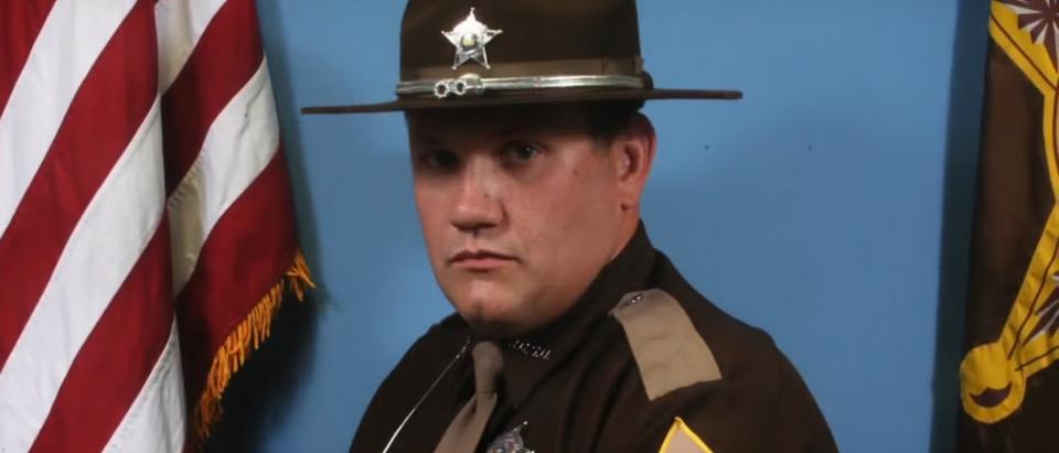 Deputy Jacob Pickett of Boone County, Ind., YouTube
