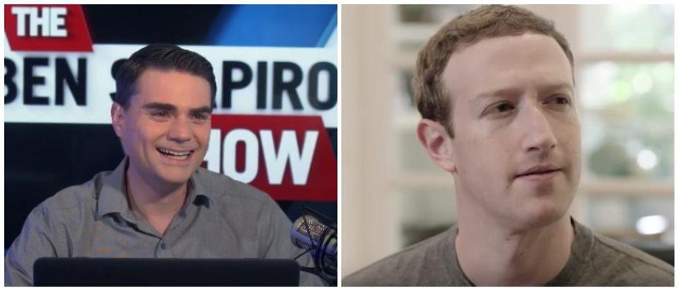 Shapiro Zuckerberg