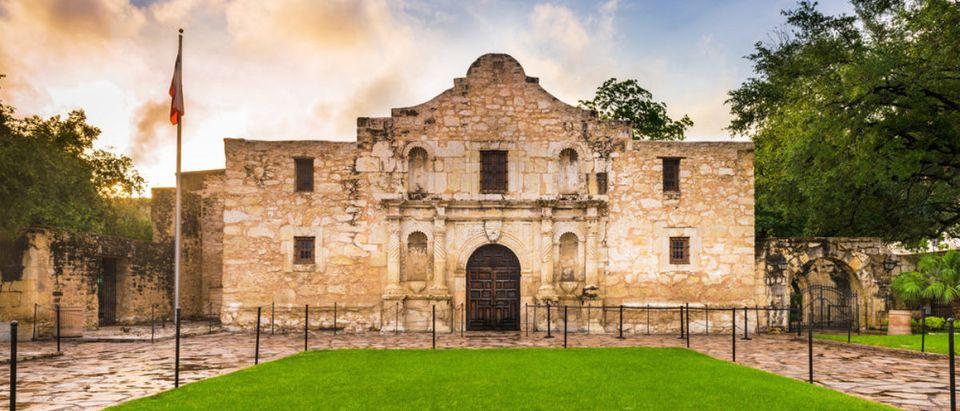 The Alamo (Credit: Shutterstock)