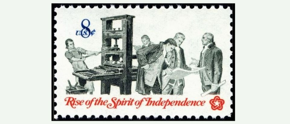 US stamp from the Smithsonian National Postal Museum/public domain via Wikimedia Commons