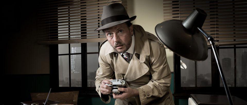 Foreign Agent (Shutterstock)
